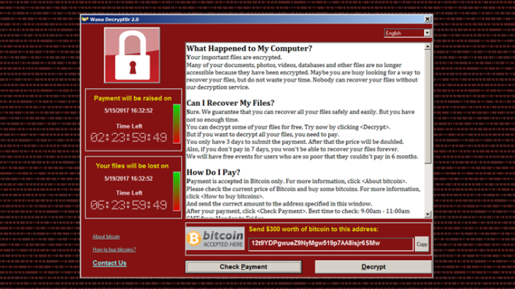 """What we can learn from """"WannaCry"""""""