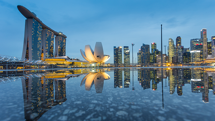 Retarus in the Singapore Business Review