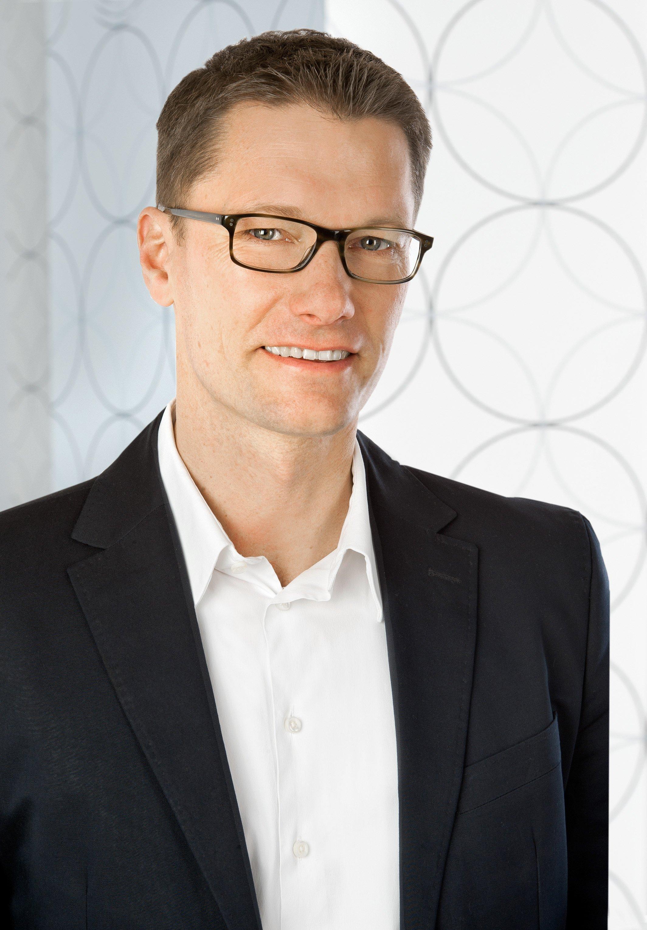 Sascha Wellershoff, CFO of the Retarus Group © Retarus Group